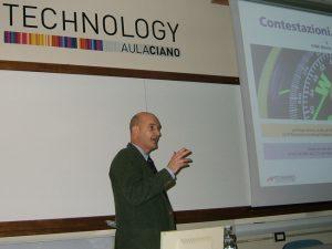 Andrea Roversi CTU del tribunale di Venezia esperto nel settore grafico