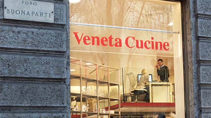 Veneta Cucine Spa - Hdemo Network Business Solutions