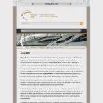 sito versione iPad verticale