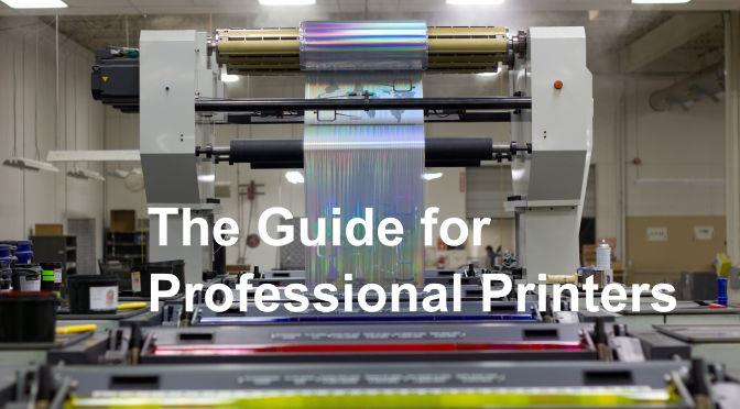 Guida per i professionisti della stampa