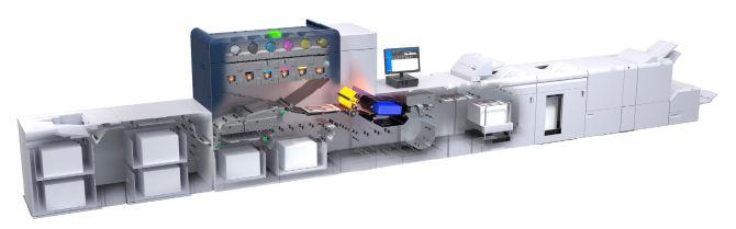 Xerox Iridesse stampante di produzione